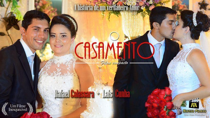 Poster Cinema Casamento