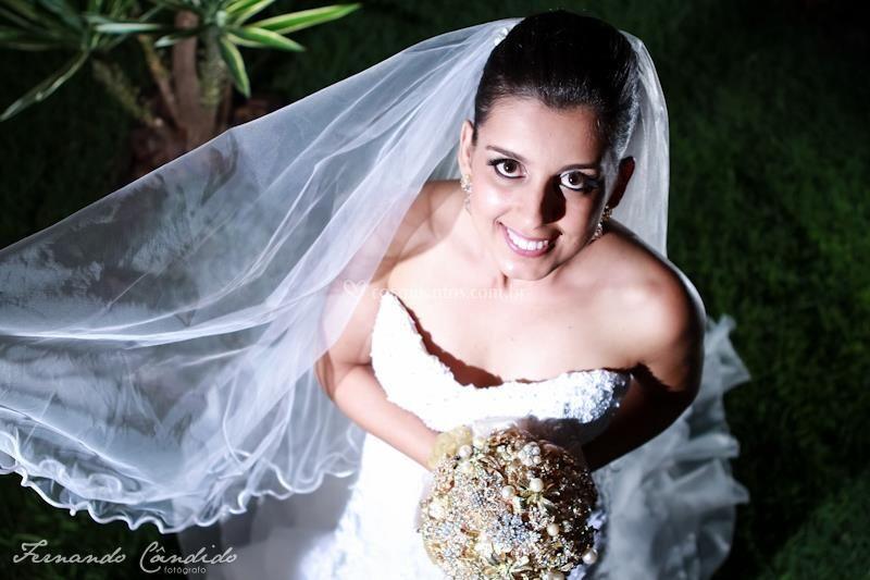 Noiva mais feliz do mundo!