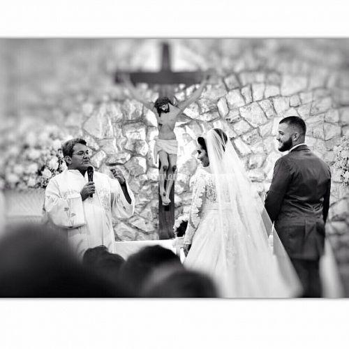 A benção no matrimônio