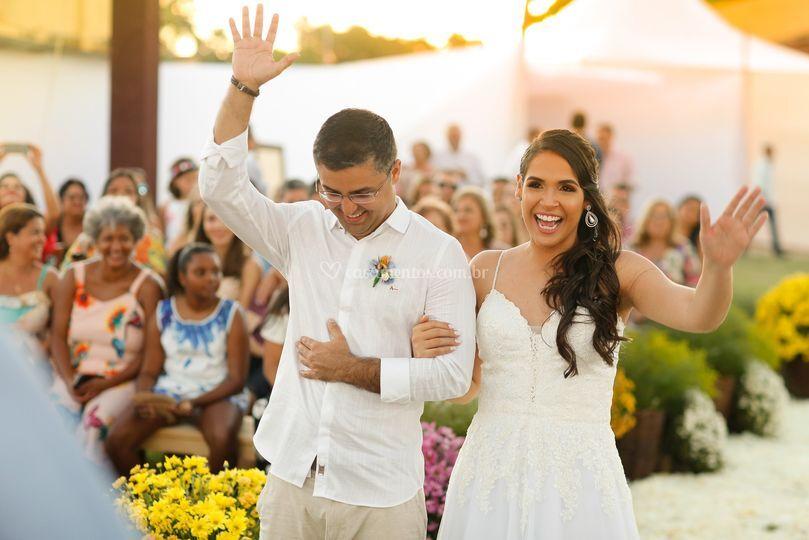 Casamento Thali e Lucas