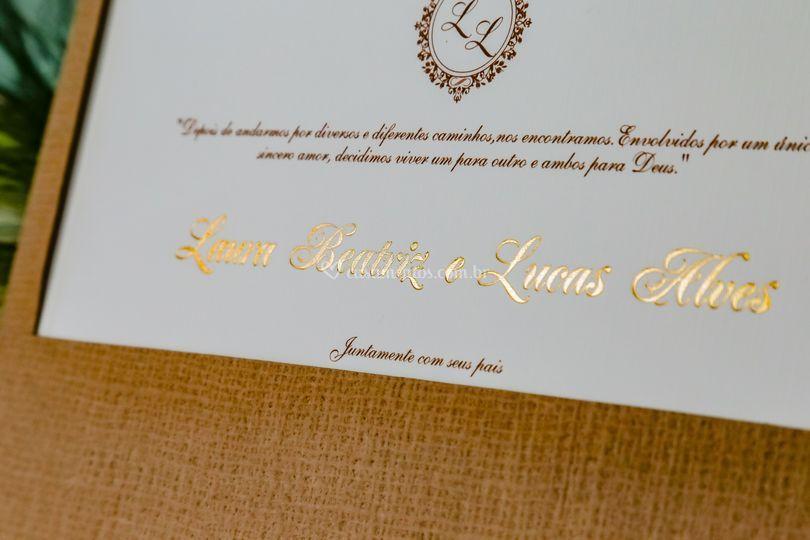 Convite RU21 Personalizado