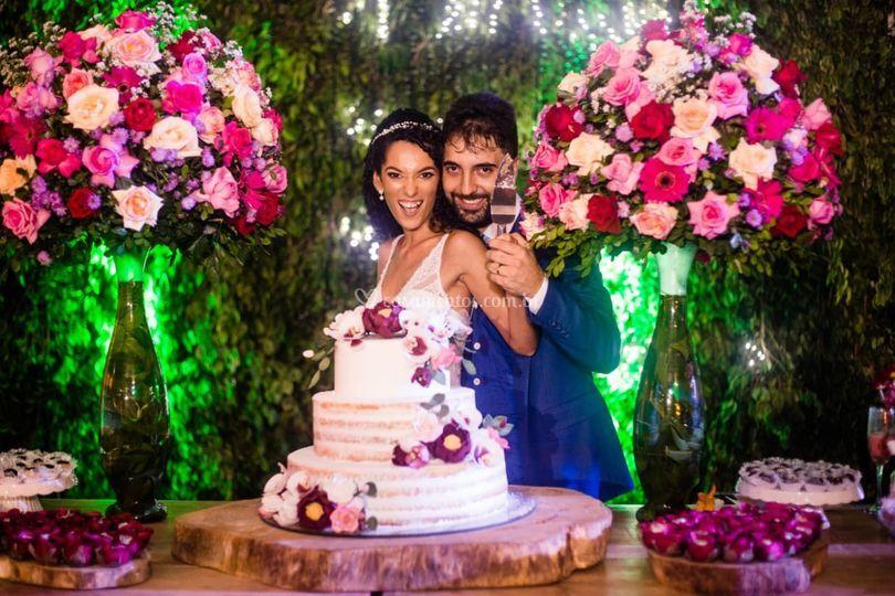 Casamento Mikaella e Gil