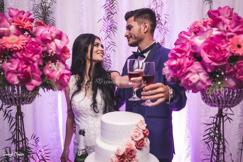 Casamento Sindi e Stephan
