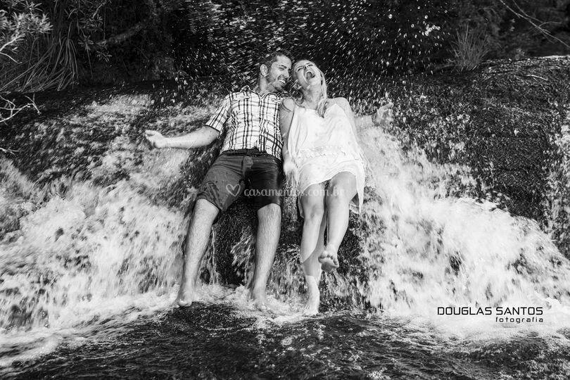 O amor é como água