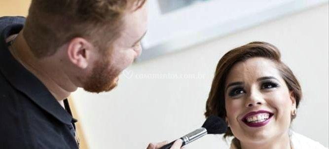 Thiago Xavier - Make up & Hair
