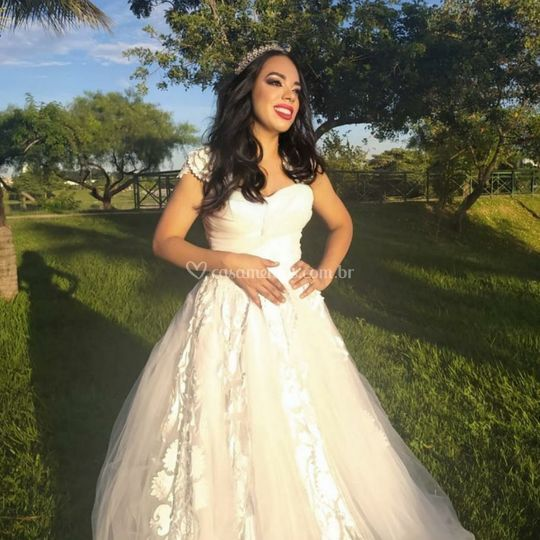 Vestido de noiva Alice