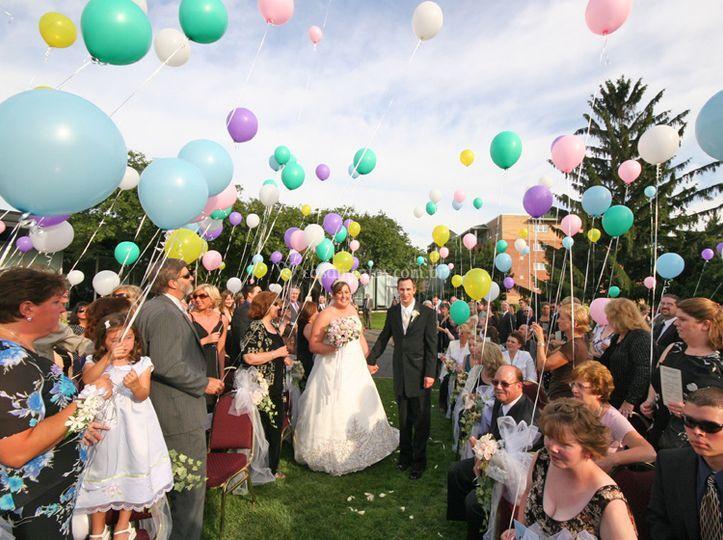 Weddings Baloons