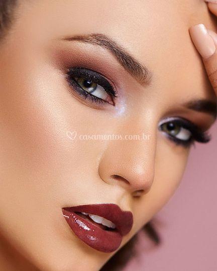 Jeane Santos Make up