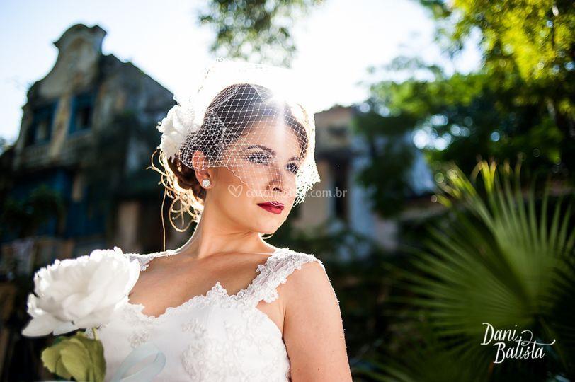 Noiva elegante
