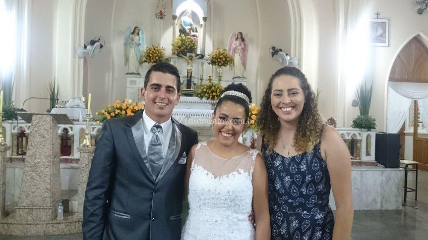 Casamento Fran e Luizinho