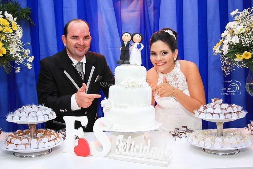 Casamento Fran e Sérgio