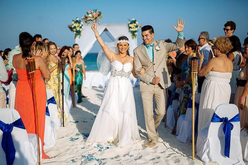 Casamento cancun-méxico