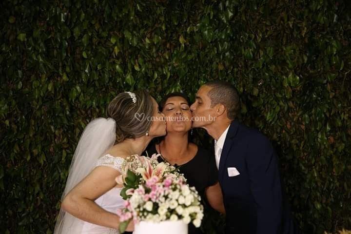 Carinho dos noivos