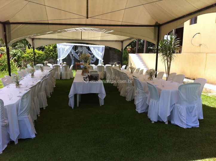 Espaço dos Convidados