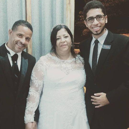 Casamento de Adriana & Hilário