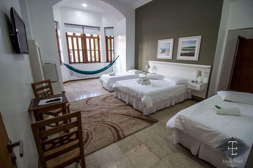 Suite para convidados