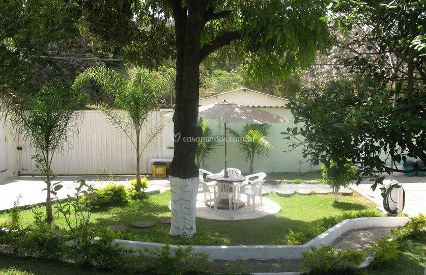 Jardins decorativos