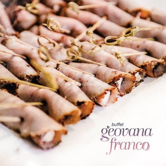 Buffet Geovana Franco