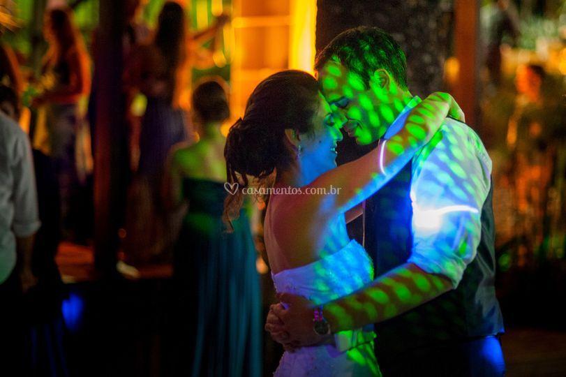 Dança romantica