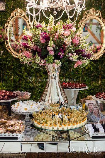 Casamento,mesa doce.
