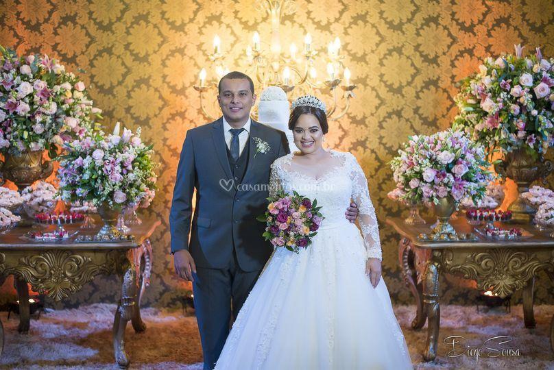 Casamento Dani e Alan