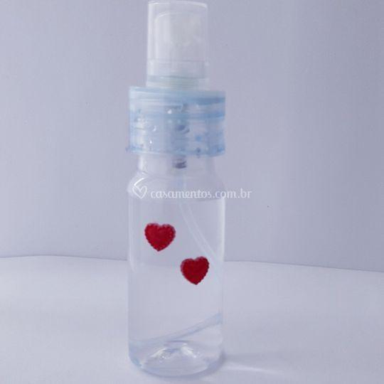 Água de tecido
