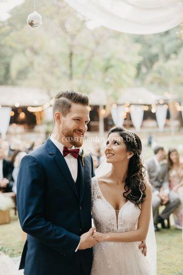 Erika e Roger - 07.09.2018