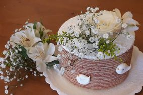 Flor de Laranjeira Bem casados