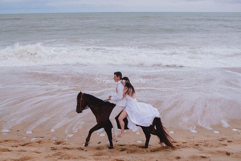 Um pré casamento lindo
