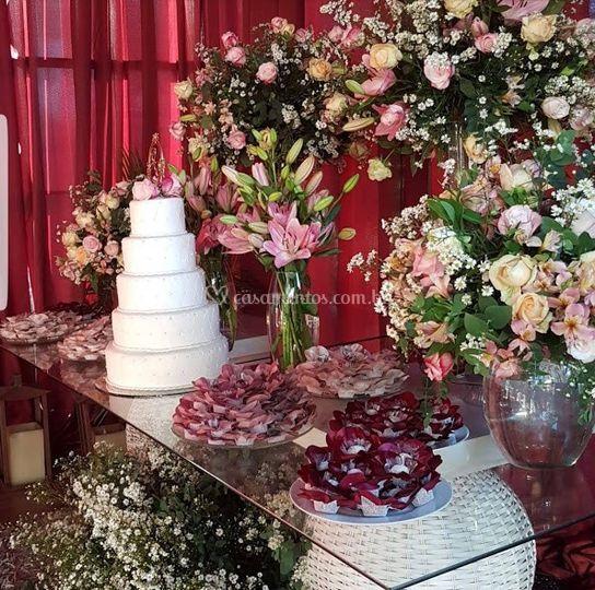 Mimos para o Casamento
