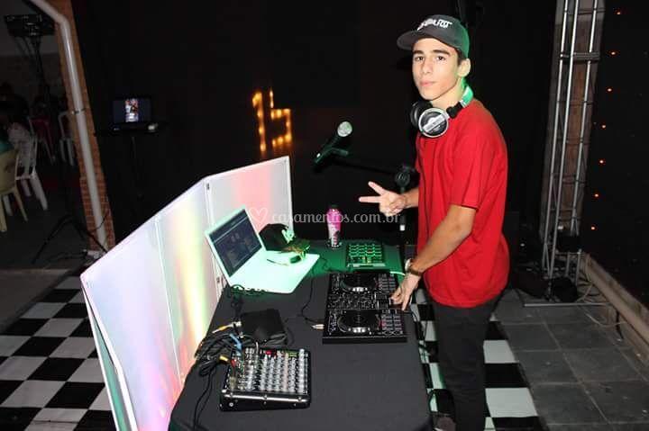 DJ Pedro Euzébio