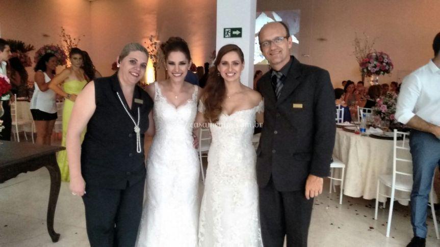 Casamento Aline e Jeane