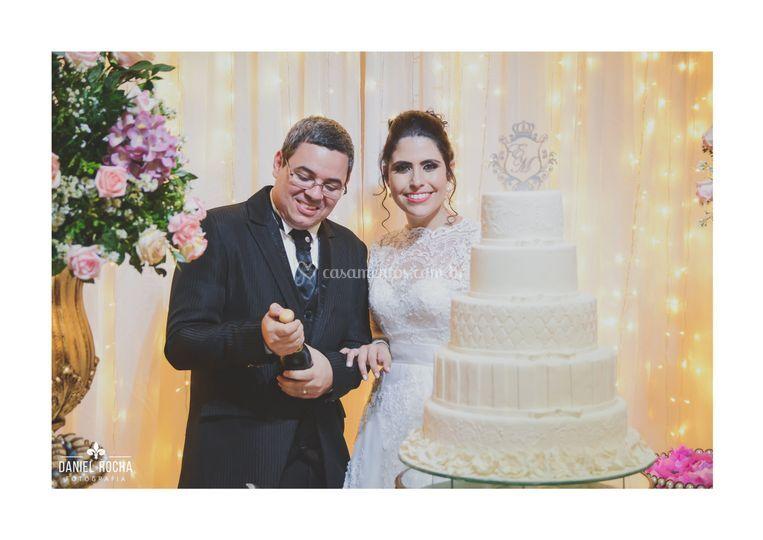 Sofia e Marcos - Casamento