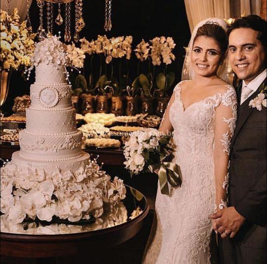 Casamento de Luciana e Felipe