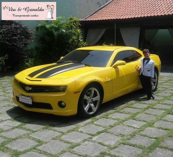 Carro Camaro SS