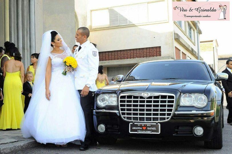 Carro Chrysler 300C
