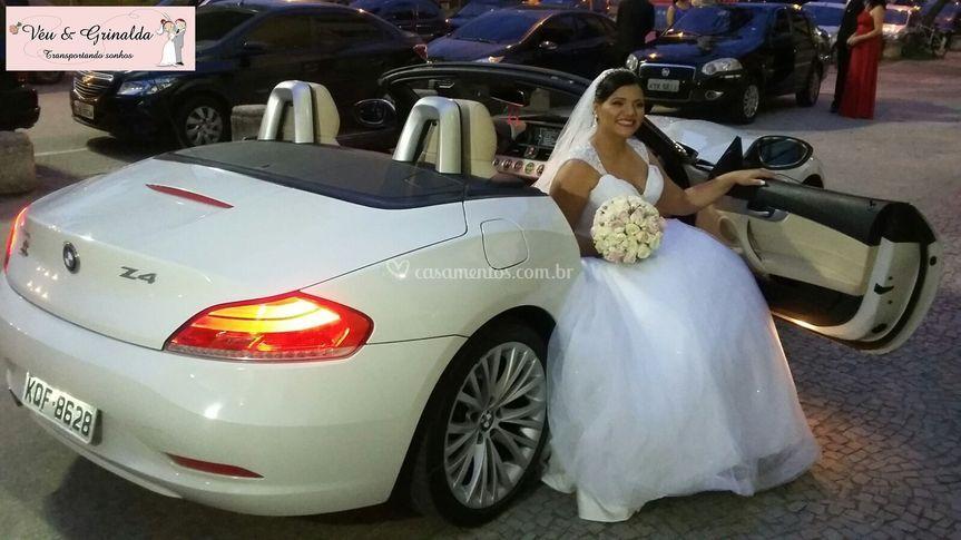 Carro BMW Z4