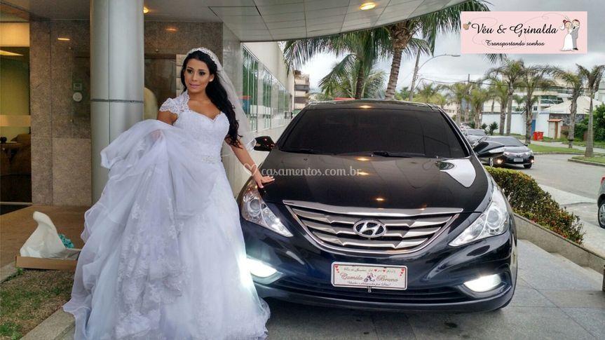 Carro Hyundai Sonata