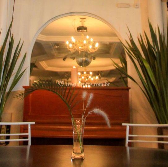 Interior  Sociedade Italiana