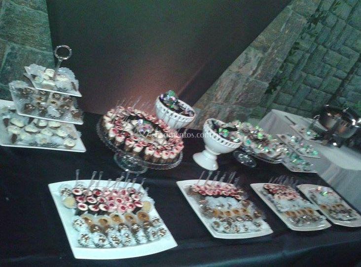 Mesa do doces