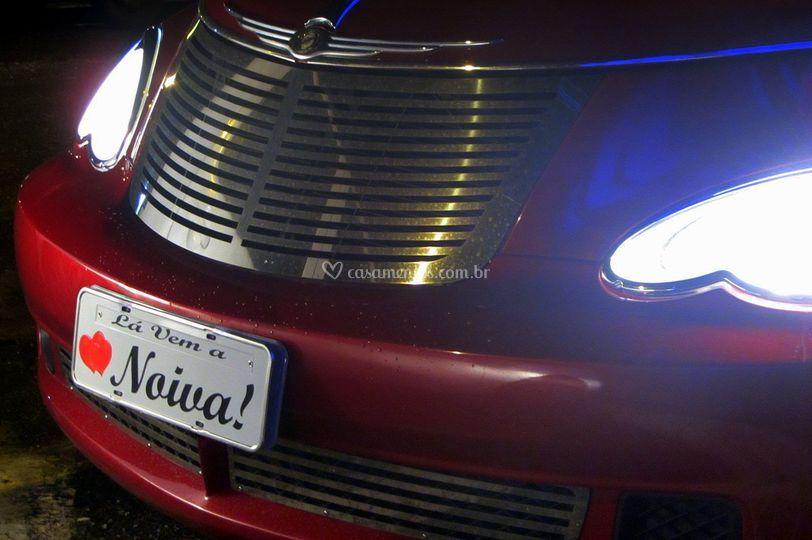 Lá vem a noiva! de Exclusive Car