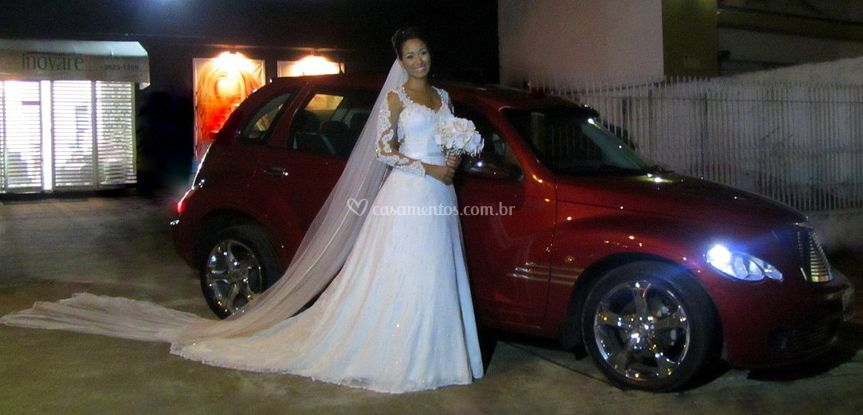 Tranquilidade para a noiva