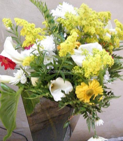 Flores para seu casamento