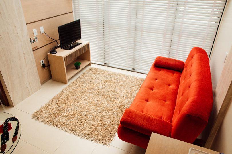 Sala Suite c/ vista Panorâmica