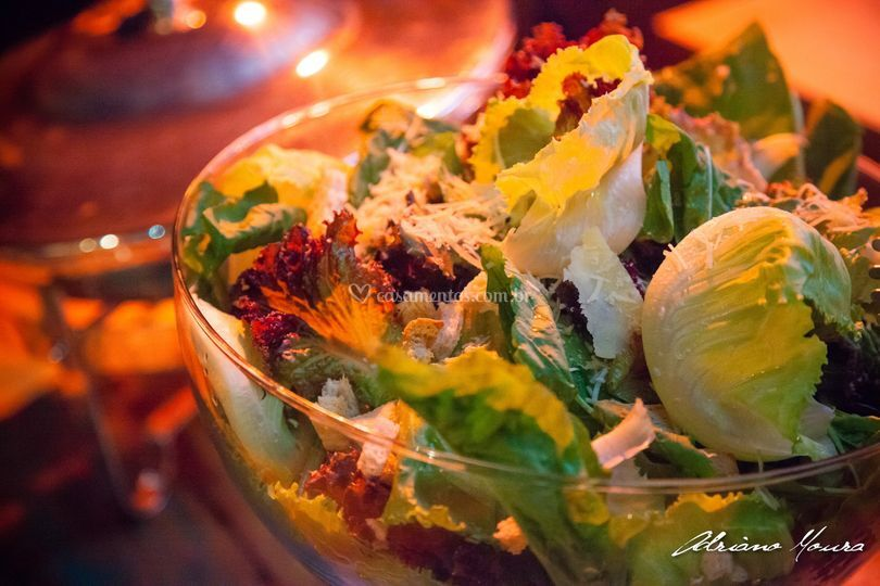 Salada  Ceaser Salad