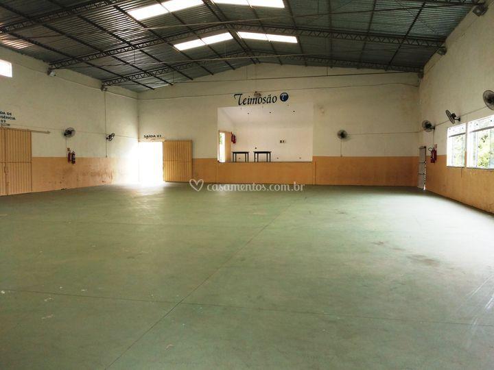 Salão para até 1000 convidados