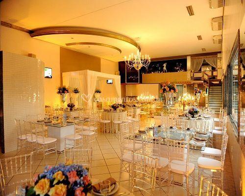 Cenario Espaço  para  eventos