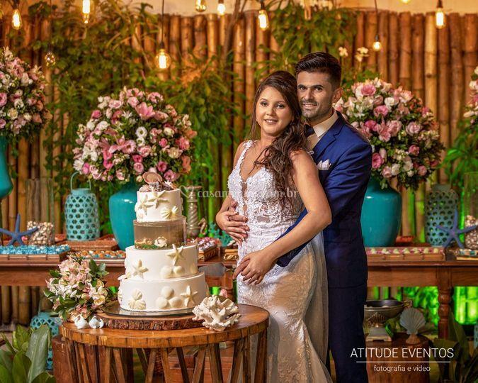 Casamento na Kasa da Ilha