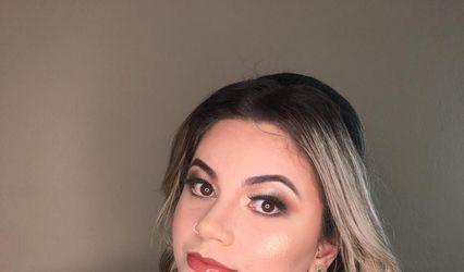Dayane Galdino - Makeup 1