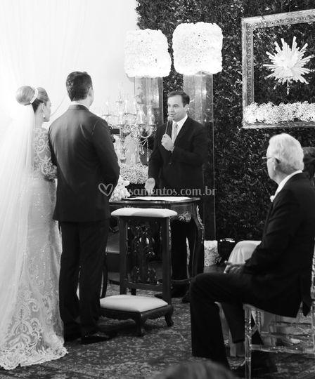 Casamento - Carolina e Otávio